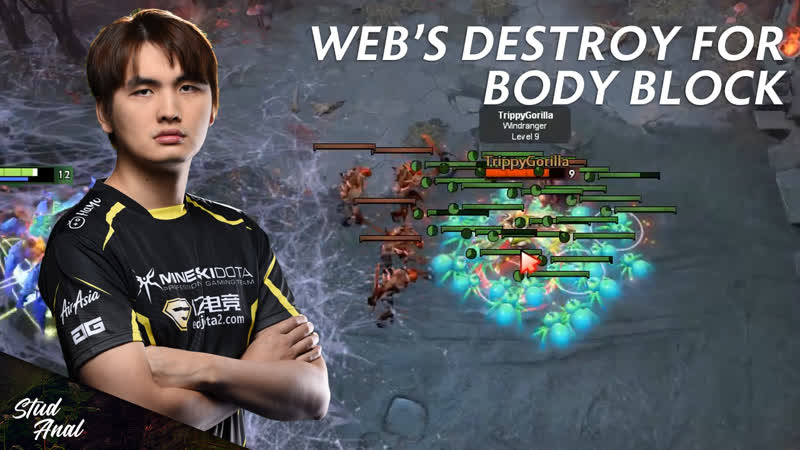 Iceiceice's Web's Destroy for Body Block