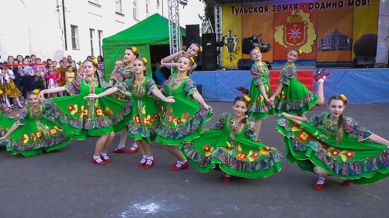 День Тульской области. Танцующий город, Алексин, 2018