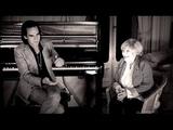 Marianne Faithfull interviewed by Nick Cave, La Frette Studio