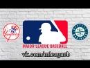 New York Yankees vs Seattle Mariners | 08.09.2018 | AL | MLB 2018 (2/3)
