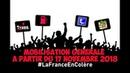 UN FRANCAIS ANNONCE LA FORTE MOBILISATION NATIONALE POUR LE 17 NOVEMBRE