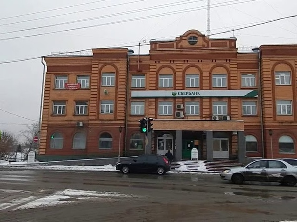 Котельнич. 18 ноября по городу под мокрым снегои