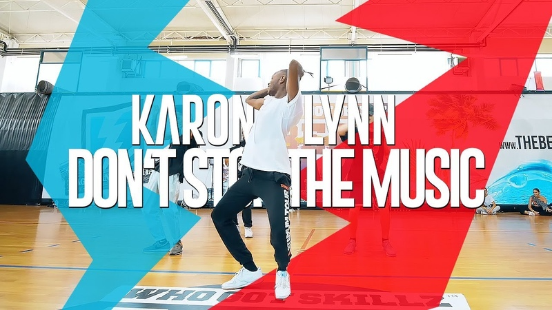 KARON LYNN I PLEASE DONT STOP THE MUSIC I WhoGotSkillz Beat Camp 2018 | Danceproject.info