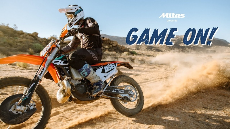 Game on! Mitas Adventure and Off Road Tyres