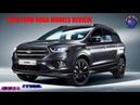 2019 Ford Kuga | New Models Review