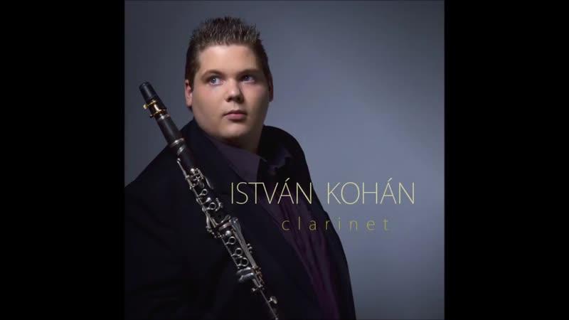 F. Schubert ПЧЕЛКА L Abeille ( The Bee ) István Kohán - clarinet