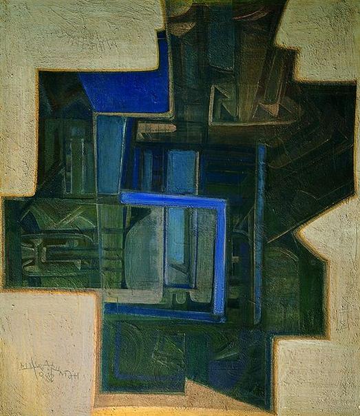 Михаил Матвеевич Шварцман ( 1926 - 1997, Москва) — российский художник-авангардист.