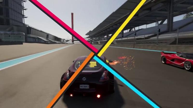 The Crew 2 SR EUROPEAN CARS (Test) ......