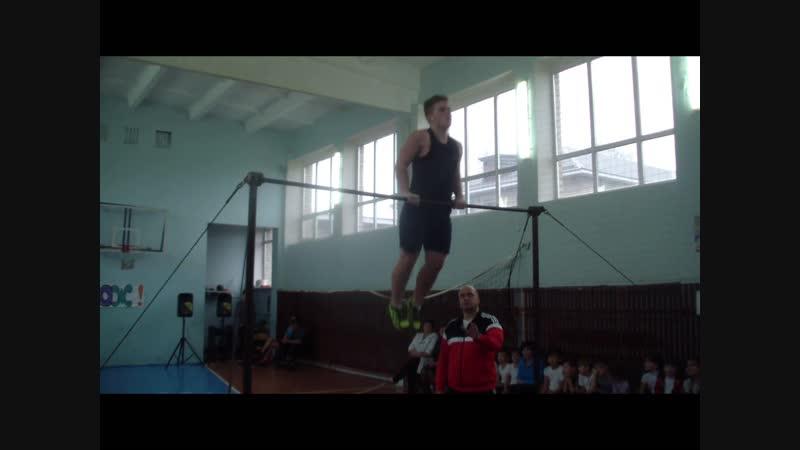 Сазонов Максим 1 место (10 класс) ДО Альтаир Бетлицкая СОШ Куйбышевский р-он