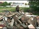 В Ярославле снова убирали несанкционированную свалку на Доронина