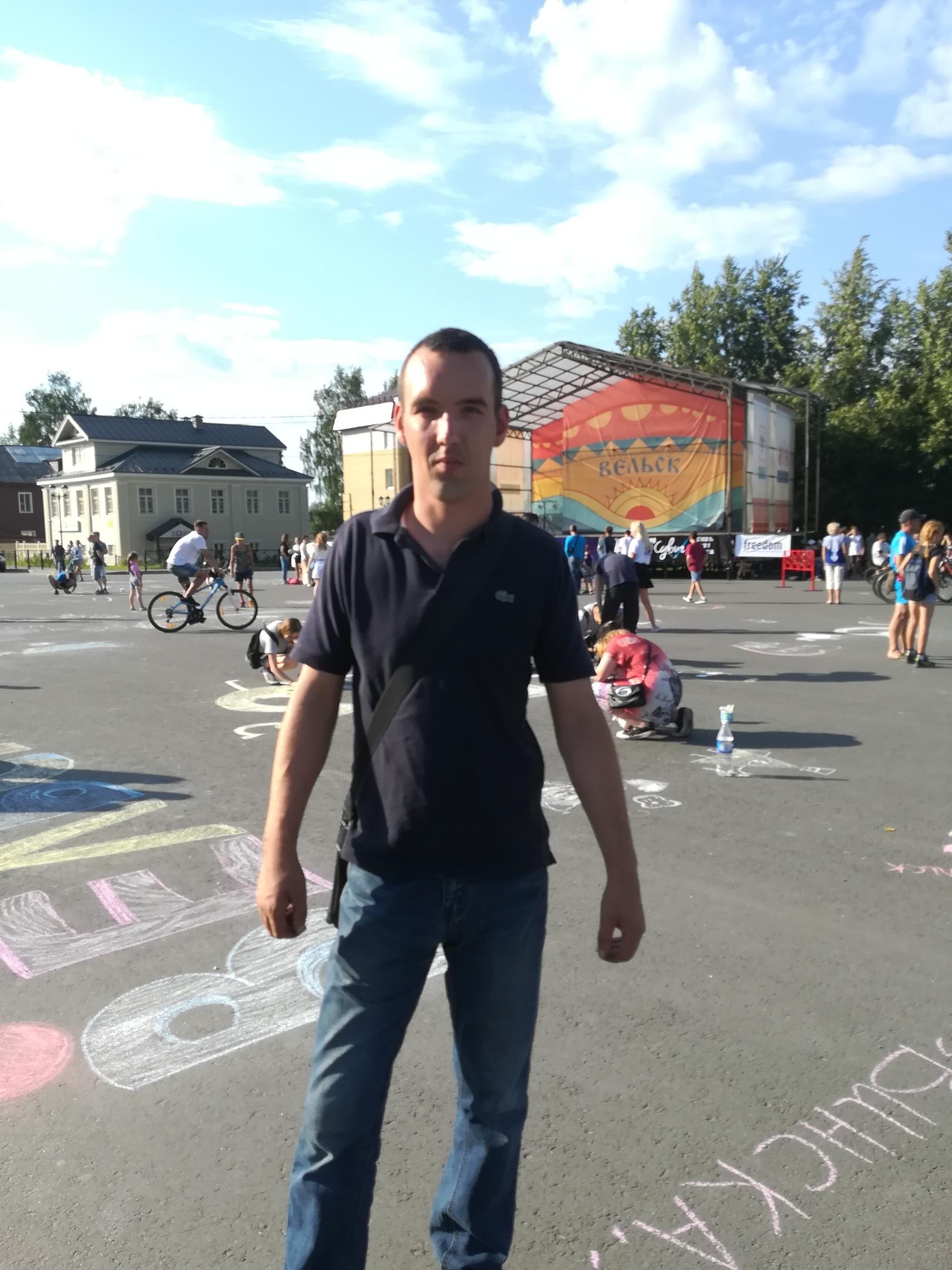 Denis, 35, Novodvinsk