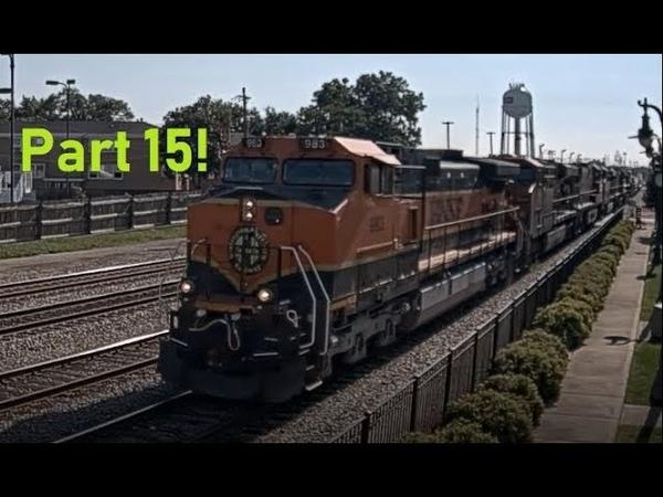Summer on RailStream Season 2: Part 15 (9/3 - 9/6/18)