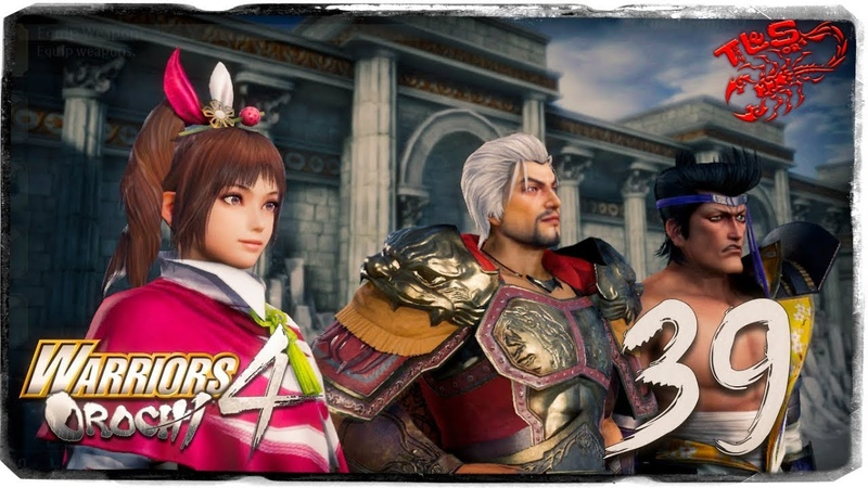 Story Mode ◄ Warriors Orochi 4 ► 39 He Who Heard the Voice of the Heavens