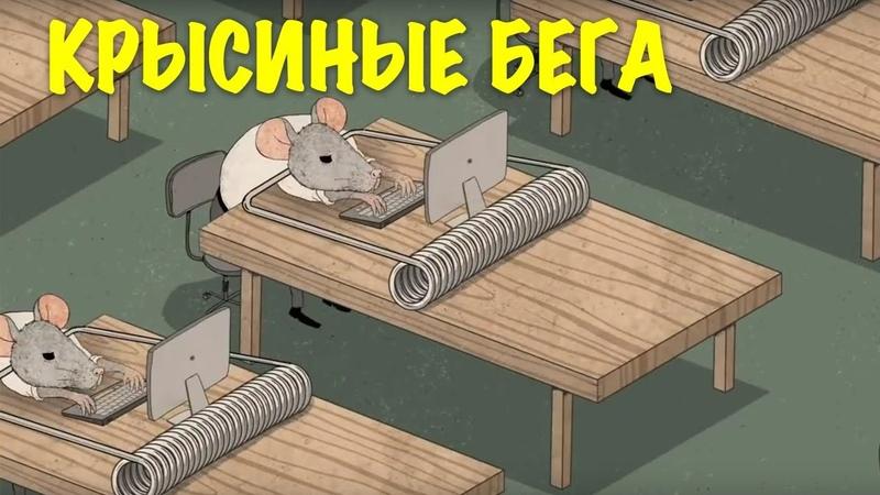 КРЫСИНЫЕ БЕГА корткометражный фильм 2018