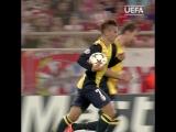 Первый гол Гризманна в Лиге чемпионов