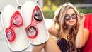 🕶 Солнцезащитные Очки на Матовом Топе 🕶 Простой Дизайн Ногтей гель-лаком к Маникюру в Отпуск