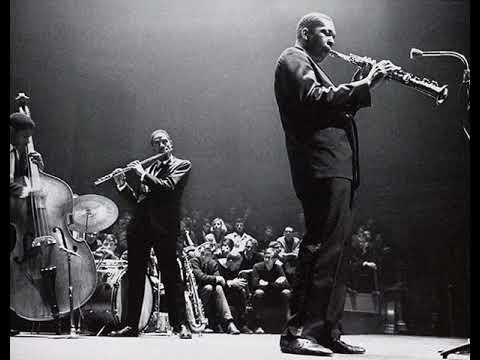 Bootleg of John Coltrane 4tet Eric Dolphy in Copenhagen 1961