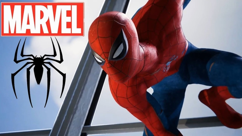Marvel's Spider-Man E3 PS4 | Trailers Compilation | Teaser | Story Trailer | Full HD