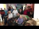 Волонтигра в гостях у Ургинских бабушек и дедушек