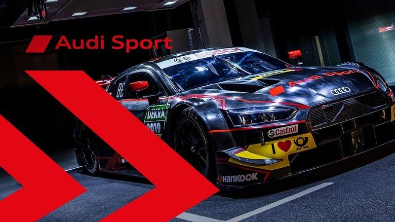 A New Era: The Turbo Is Back | DTM | Audi Sport