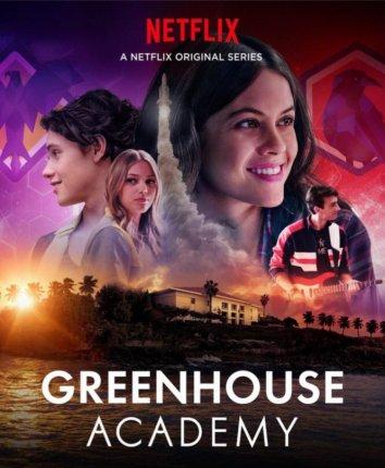 Академия Гринхаус  (сериал 2017 – ...) Greenhouse Academy  смотреть онлайн