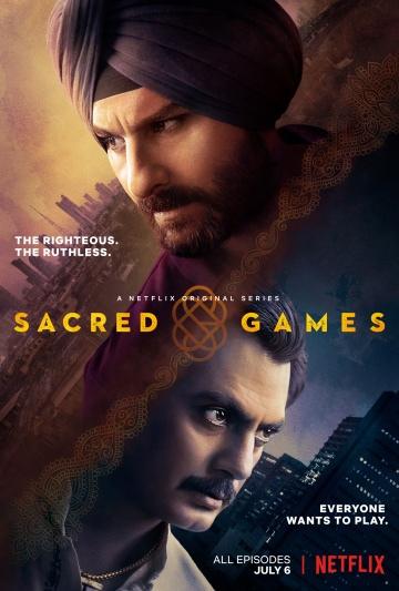 Сакральные игры (сериал 2018 ) Sacred Games   смотреть онлайн