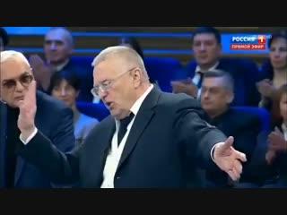 Владимир Вольфович Жириновский: Хватит грабить народ. Электричество вообще надо сделать бесплатным. У нас его избыток
