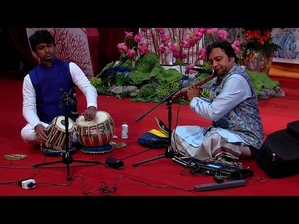 2018 0727 Raag Bageshri by Shakthidhar Friday Evening Program Guru Puja Weekend Cabella