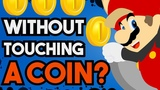 Is it Possible to Beat New Super Mario Bros. U Without Touching a Single Coin