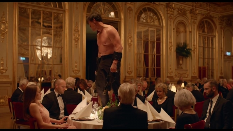 Квадрат The Square (2017) - The Dinner Party Scene
