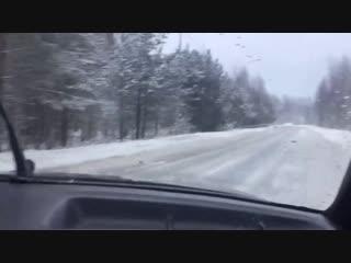 BMW E30 Winter Drift SPB