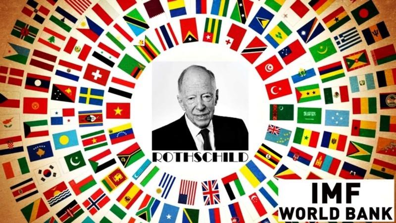 L' Algérie propriété des Rothschilds