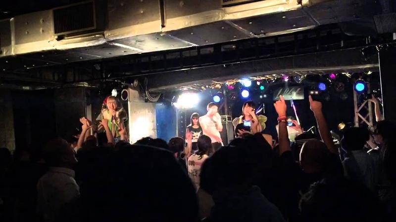 2015.04.06 「エメラルド」 おやすみホログラム×Have a Nice Day! at 新宿LOFT