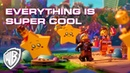 The LEGO Movie 2 | Super Cool - Beck ft. Robyn The Lonely Island [Official Lyric Video] | WB Kids