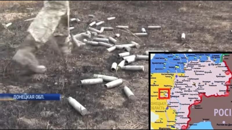 Фронт-Донбасс: Красногоровка [08.09.2018]