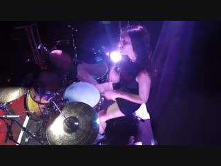 Luana Dametto (Drum Cam)