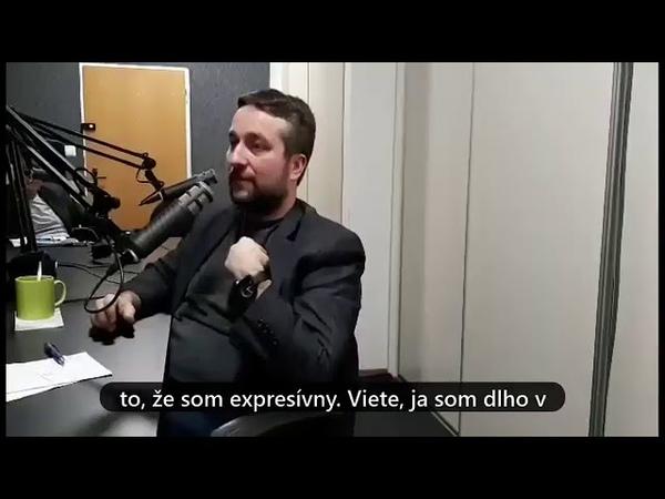Ľuboš Blaha - Prečo považujem slniečkárov za nenávistných pokrytcov?