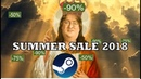 Are You Ready For a Miracle? - Steam Summer Sale 2018