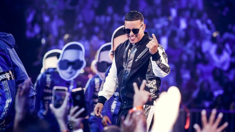 Daddy Yankee Con calma puso a bailar a todos en Premio Lo Nuestro   PLN 2019