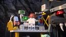Набор LEGO NINJAGO 70631 Логово Гармадона в жерле вулкана