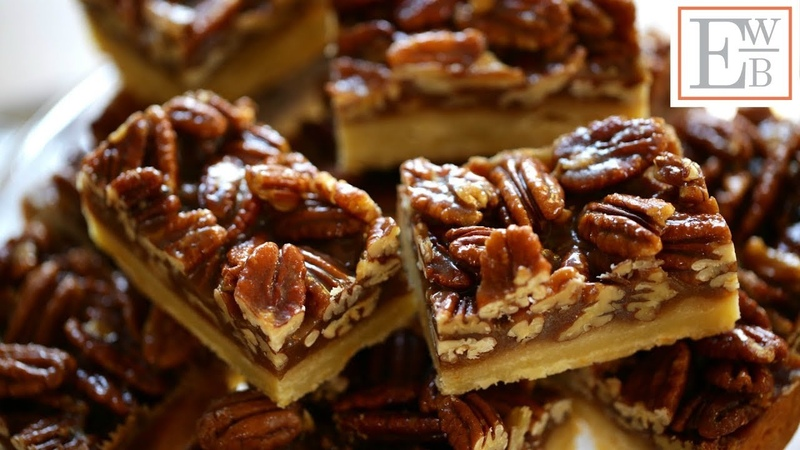 Beth's Pecan Bars | ENTERTAINING WITH BETH