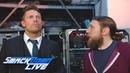 BMBA Daniel Bryan makes his first Survivor Series team pick SmackDown LIVE, Nov. 6, 2018