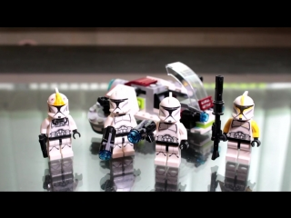 [SLM444 - SuperLegoMan444] Lego Star Wars 75206 Jedi & Clone Troopers Battle Pack Review | Обзор ЛЕГО Звёздные Войны