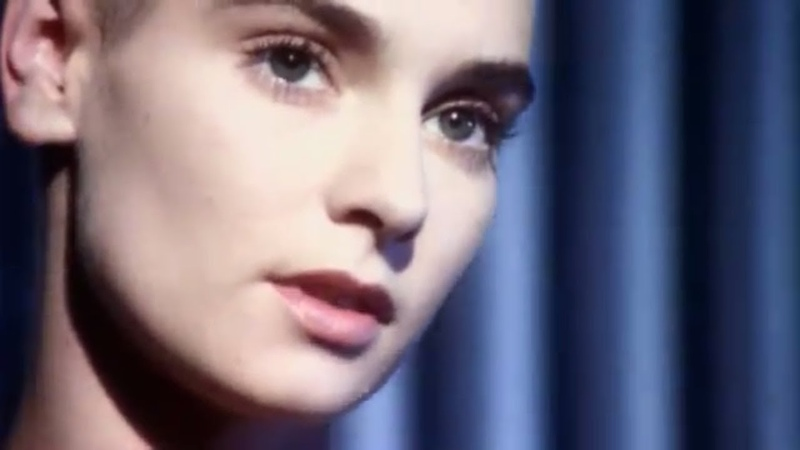 Sinéad O'Connor - Success Has Made a Failure of Our Home [Official Music Video]