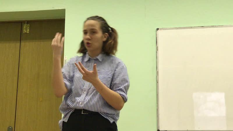 Турнир РЭУ Москва первая речь оппозиции