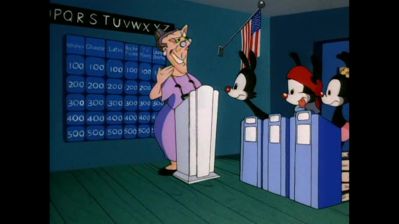 S1e20 - The Flame / Wakko's America Song / Davy Omlette / Four Score and Seven Migraines Ago