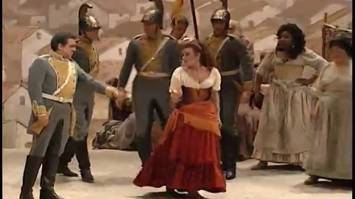 CARMEN - Metropolitan Opera House March 25, 1997