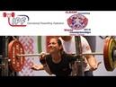 Women SJr, 72-84 kg - World Classic Powerlifting Championships 2018 Platform 2