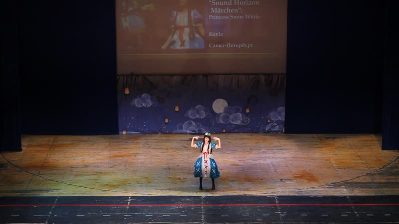 Kayla - Märchen: Princess Snow White - Sound Horizon - Oni no Yoru 2018