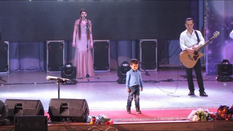 Шок 5 летний Ярамир ну вылитый Фирдус Тямаев